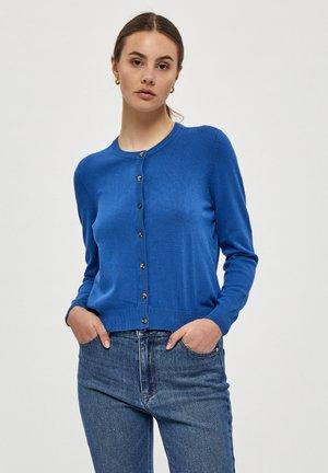TANA  - Cardigan - bright cobalt blue