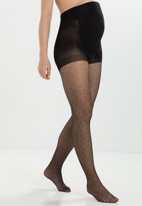 Cache Coeur - Panty - black - 0