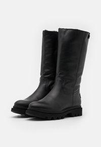 Panama Jack - TULIA - Vysoká obuv - black - 2