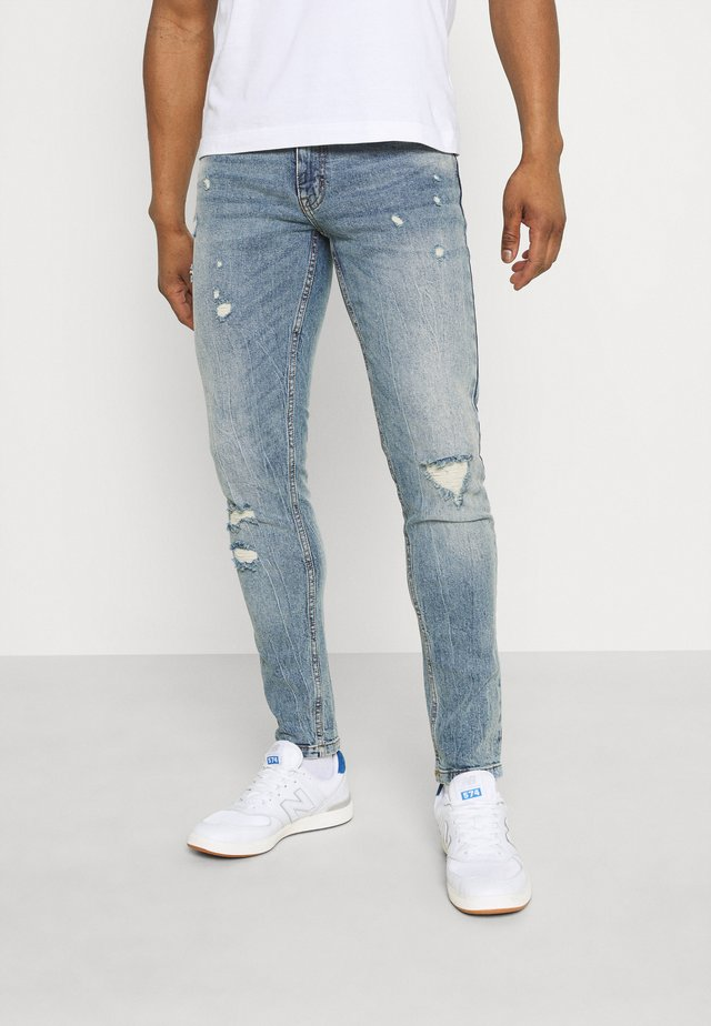 STOCKHOLM - Jeans slim fit - exotic lagoon