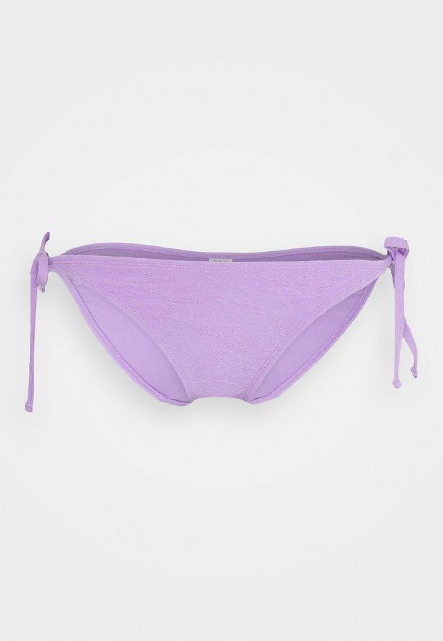 LIBBY HIGHLEG - Bikinibroekje - purple