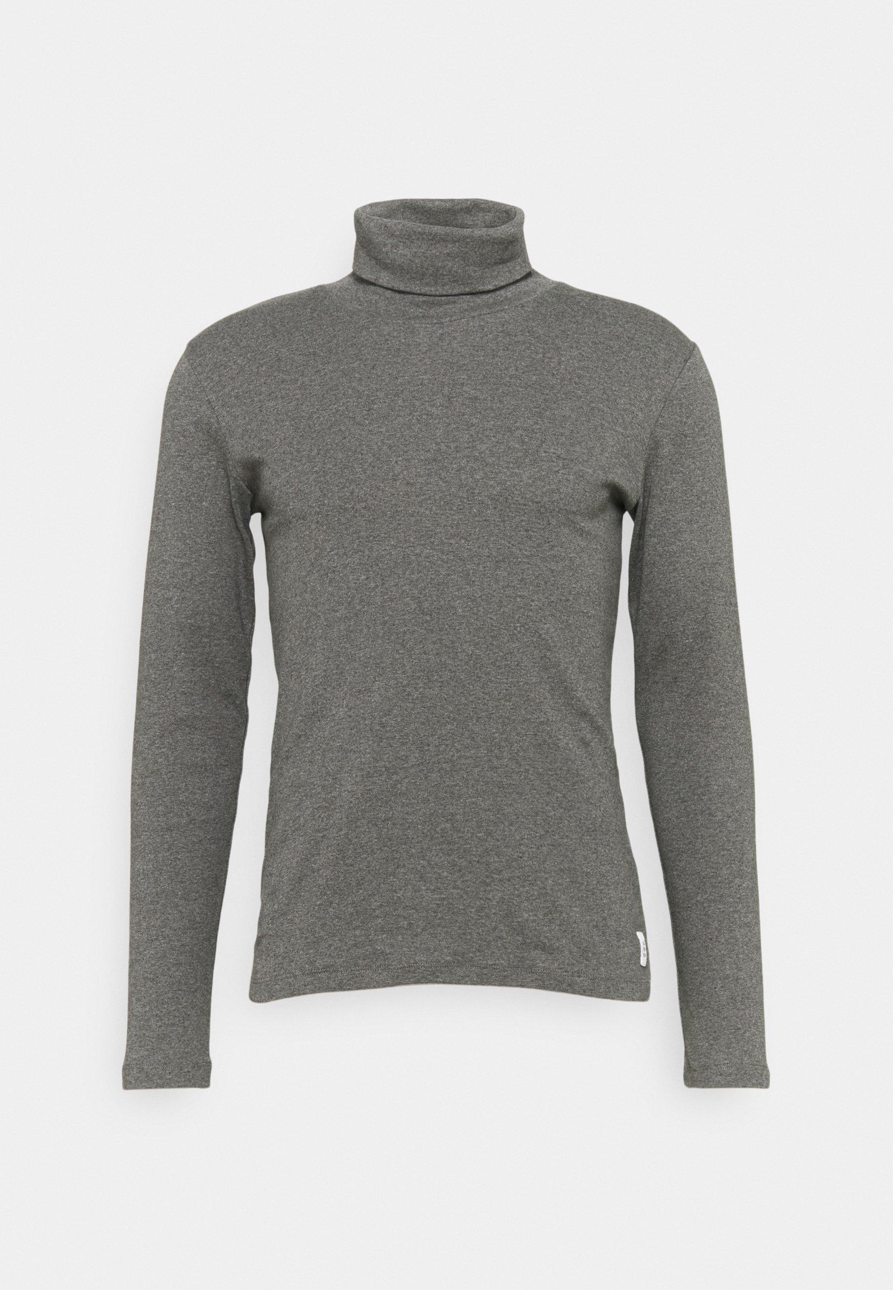 Men LONG SLEEVE TURTLE NECK - Long sleeved top