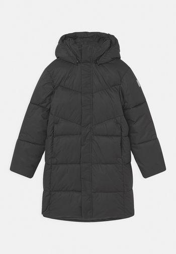 WINTER VAANILA UNISEX - Winter coat - black