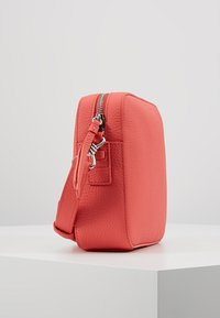 AllSaints - CAPTAIN LEA XBODY - Across body bag - coral pink - 3