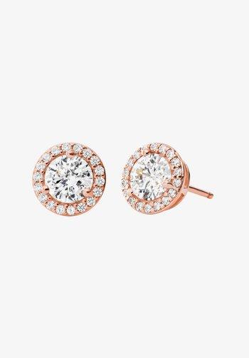 PREMIUM - Earrings - rose gold