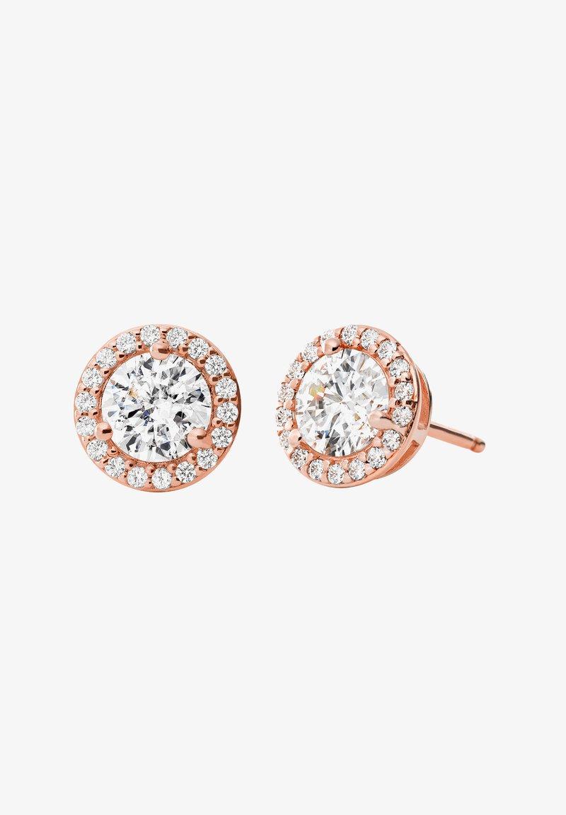 Michael Kors - PREMIUM - Earrings - rose gold