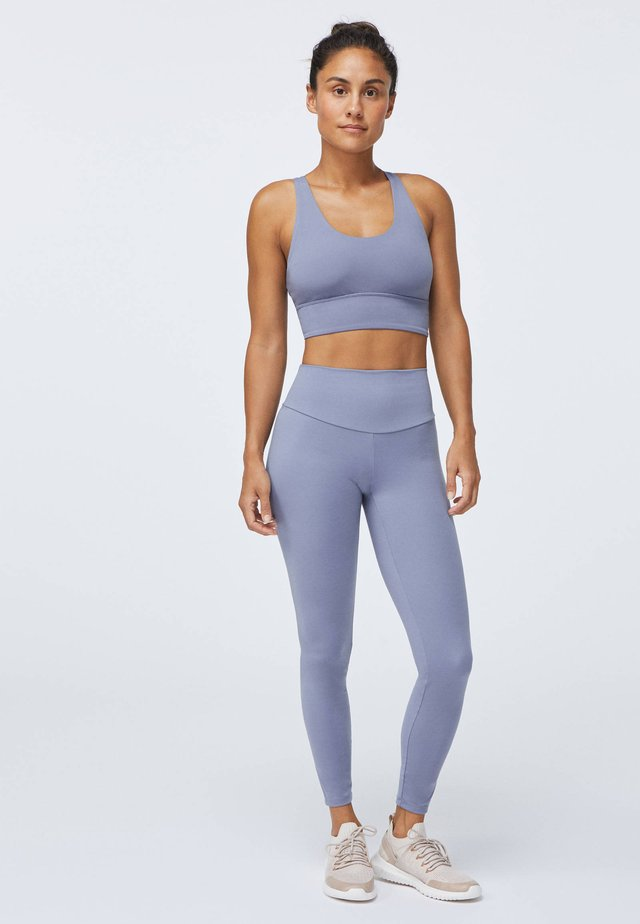 COMFORTLUX  - Legging - light blue