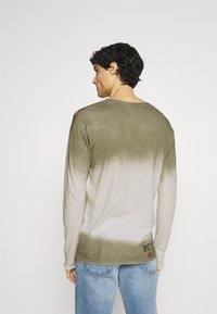 Key Largo - CHALLENGER ROUND - Maglietta a manica lunga - khaki - 2