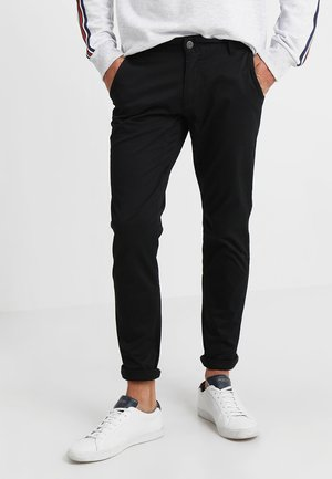 FLASH - Chino - black