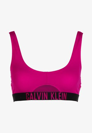 Bustier - pink glo