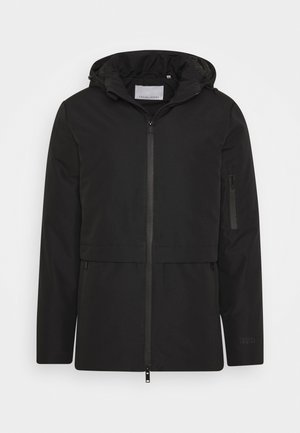 ORSON OUTERWEAR - Classic coat - anthracite black