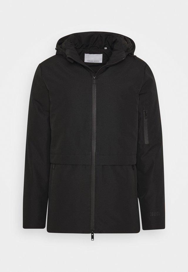 ORSON OUTERWEAR - Manteau classique - anthracite black