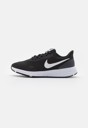 REVOLUTION 5 - Neutral running shoes - black/white/anthracite