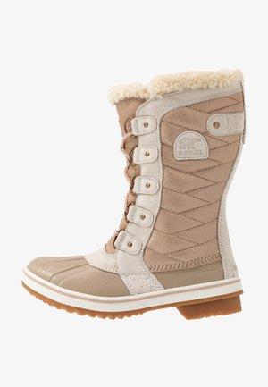TOFINO II LUX - Winter boots - natural tan