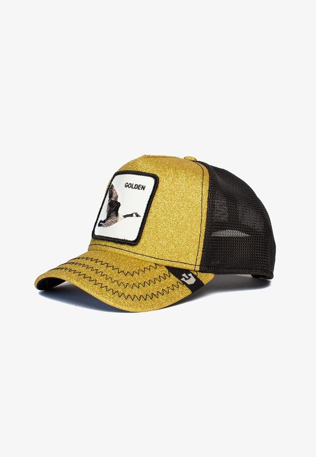 Cap - gold