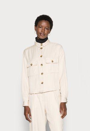 MARINA SHORT - Summer jacket - bleached sand