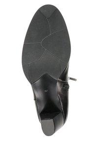 REGARDE LE CIEL - SONIA - Laarzen - zwart - 3