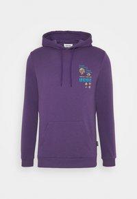 YOURTURN - UNISEX - Hoodie - purple - 4