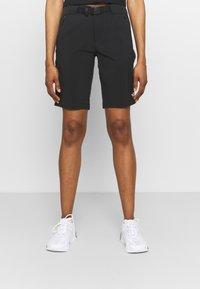 The North Face - SPEEDLIGHT - Shorts outdoor - tnf black/tnf white - 0
