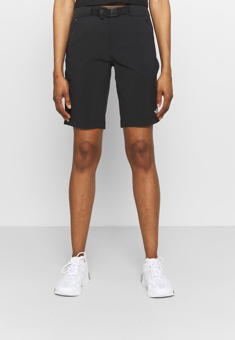 The North Face - SPEEDLIGHT - Shorts outdoor - tnf black/tnf white