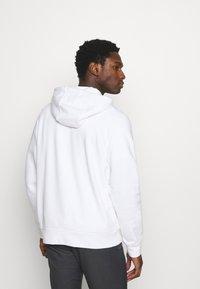 Lacoste - Zip-up hoodie - blanc - 2