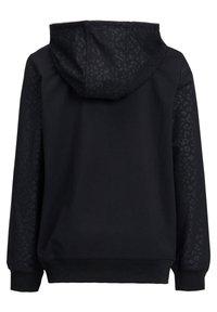 WE Fashion - Sweater met rits - black - 3