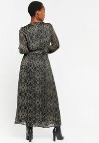LolaLiza - LUREX - Maxi dress - black beauty - 1
