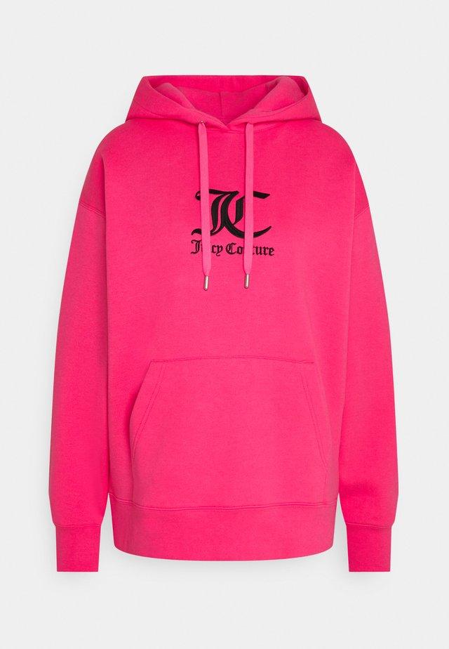 QUEENIE - Hættetrøjer - fluro pink