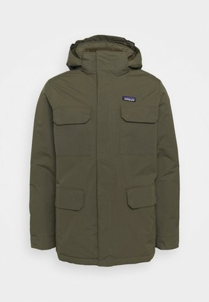 ISTHMUS - Winter jacket - basin green