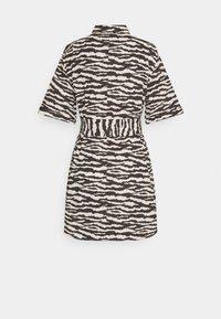 EDITED - ROSALEE DRESS - Maxi dress - black - 1
