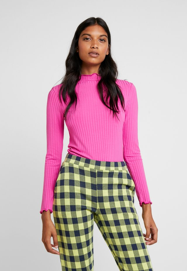 TRUTTE - Langarmshirt - hot pink
