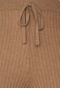pure cashmere - LONG PANTS - Trousers - dark beige - 2