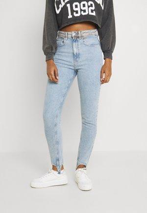 STIRRUP - Slim fit jeans - sky blue