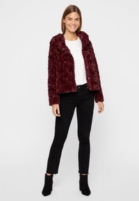 Vero Moda - VMCURL - Winter jacket - port royale - 1