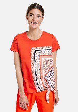 T-shirt imprimé - sundown