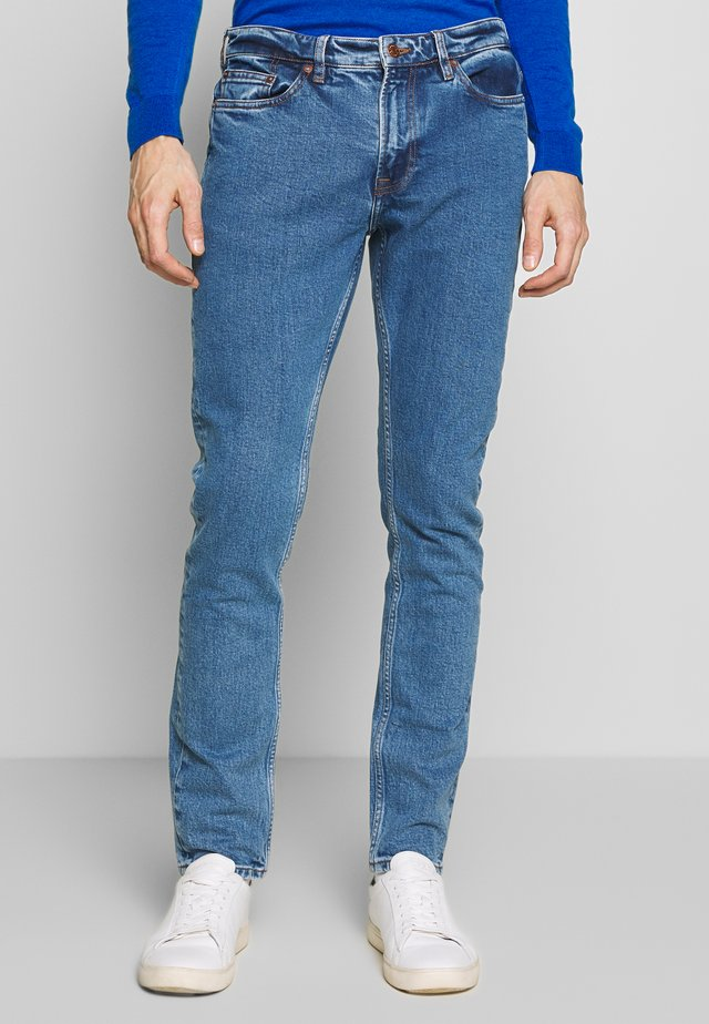STEFAN  - Jeans Slim Fit - light enzyme stone