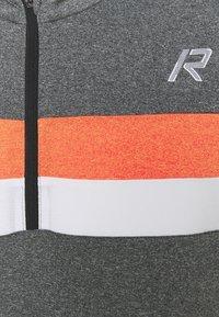 Rukka - RAGO - Triko spotiskem - lead grey - 6
