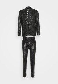 Twisted Tailor - FLEETWOOD SUIT - Suit - black - 0