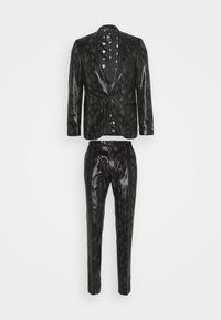 Twisted Tailor - FLEETWOOD SUIT - Completo - black - 9