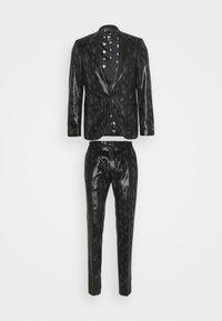 Twisted Tailor - FLEETWOOD SUIT - Suit - black - 9