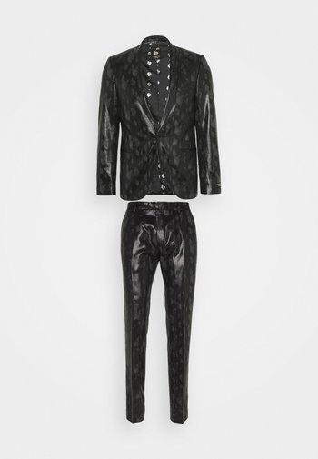 FLEETWOOD SUIT - Suit - black