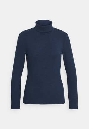 ONLJOANNA ROLLNECK - Long sleeved top - peacoat