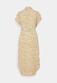 Object - OBJMARIE DRESS - Blousejurk - honey mustard - 1