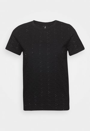ONLGRACE LIFE - T-shirts med print - black