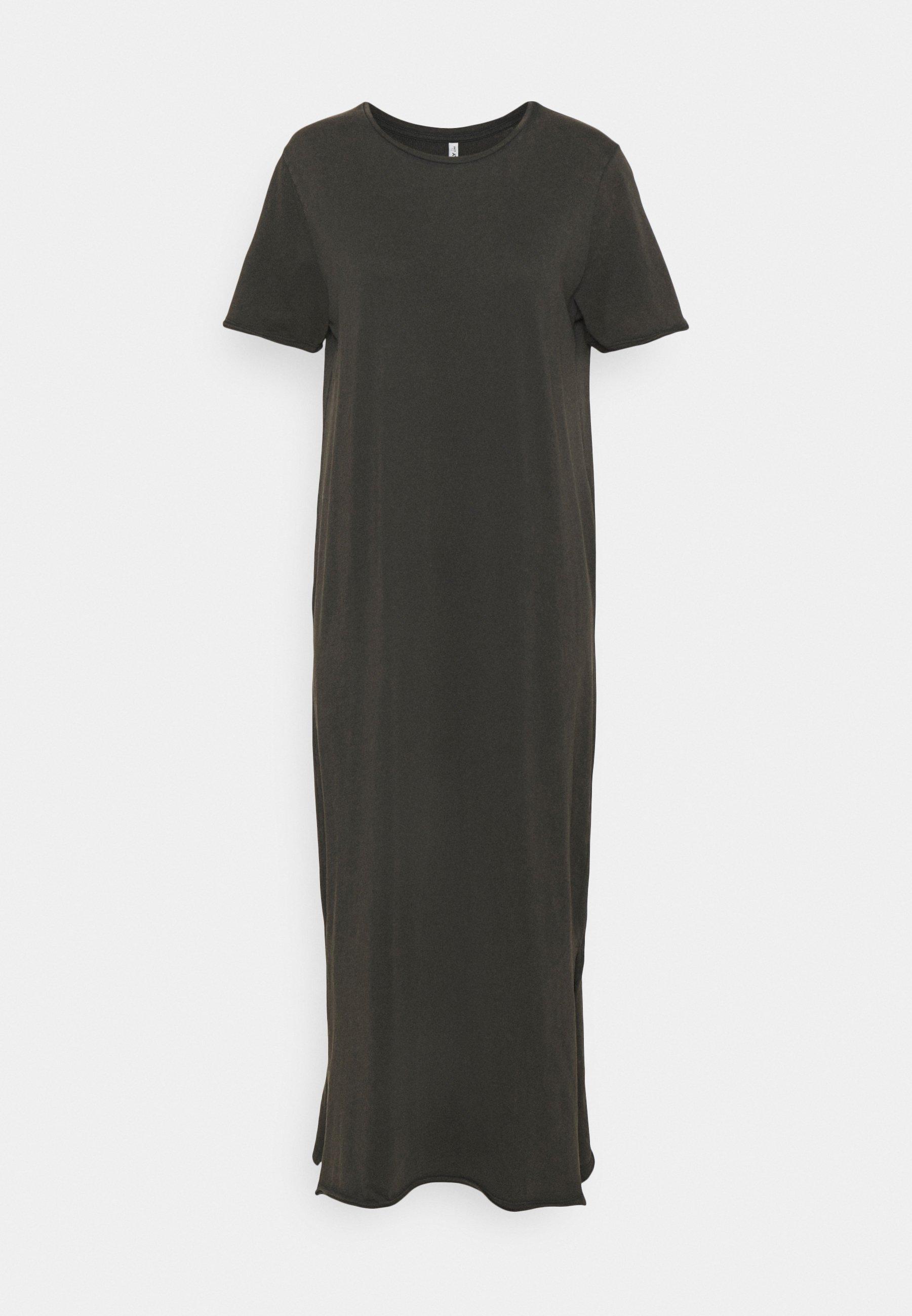 Women ONLSILLA LIFE DRESS TALL - Maxi dress