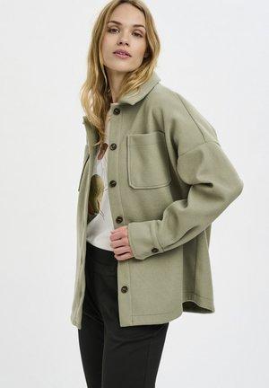 BPHILOA  - Summer jacket - hedge green melange