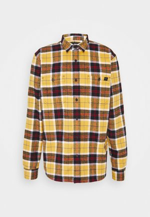 LABOUR - Shirt - yellow/black