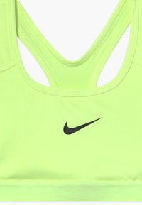 Nike Performance - CLASSIC - Sports bra - barely volt/black - 3