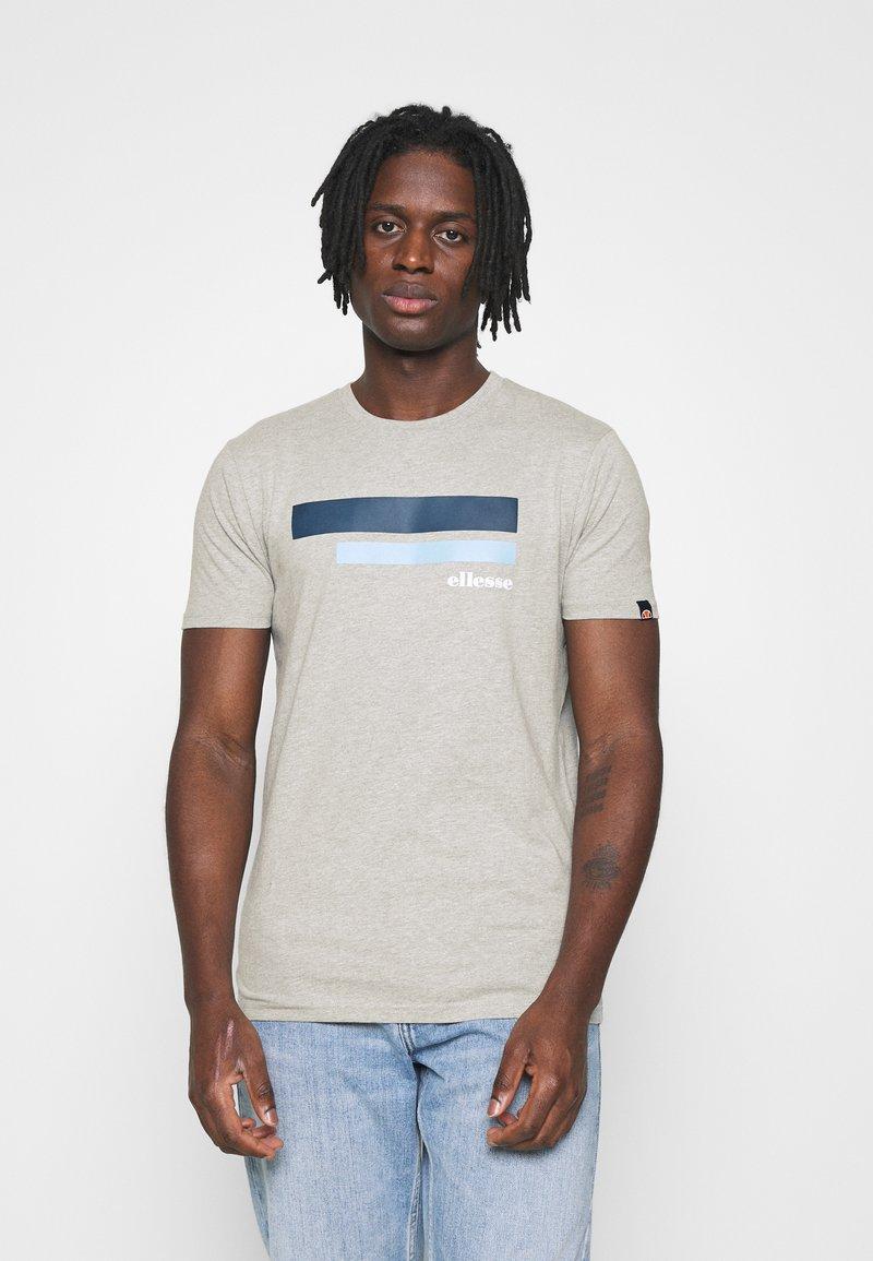 Ellesse - RIAN - Print T-shirt - grey