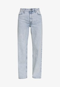 Relaxed fit jeans - blue dusty light